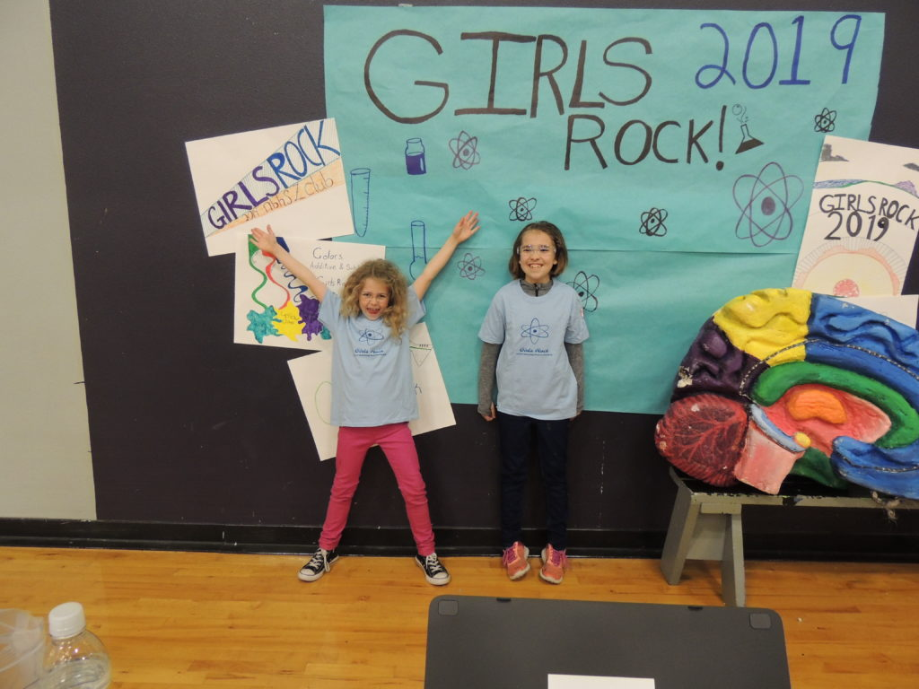 Zonta Coos Bay Area Girls Rock