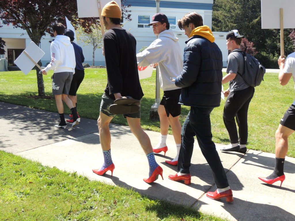 Zonta Coos Bay Area Walk A Mile